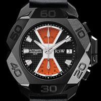 Новые часы RSW: геометрические контрасты в новинках от швейцарского бренда RSW