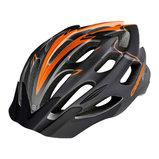 MTB GRAVITY Black Orange Shiny