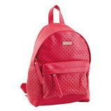 Сумка-рюкзак, малиновая, 23.5x33x11см