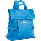 Сумка-рюкзак, морская волна, 29x33x15см
