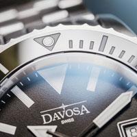 Новые часы Davosa. Обзор новинок
