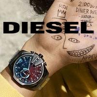Новые часы Diesel. Модные новинки от молодежного бренда Дизель