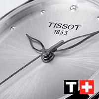 Новые часы Tissot: швейцарские новинки для мужчин и женщин
