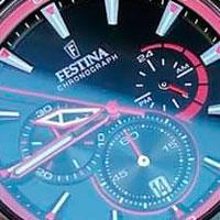 Новые хронографы Festina: когда эмоции решают все