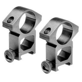 Предварительный просмотр фотографии Barska Contour 3-9x42 (IR Mil-Plex)+ Mounting Rings