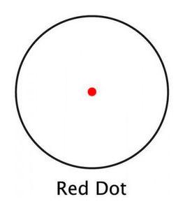 Предварительный просмотр фотографии Barska Red Dot 1x50