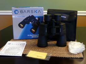 Предварительный просмотр фотографии Barska Gladiator 10-30x50 Zoom