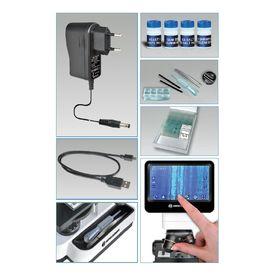 Предварительный просмотр фотографии Bresser LCD Touch 40x-1400x