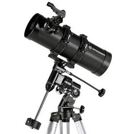 Предварительный просмотр фотографии Bresser Pluto II 114/500 EQ (carbon)