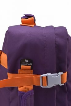 Предварительный просмотр фотографии CabinZero Classic 44L Purple Cloud
