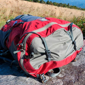 Предварительный просмотр фотографии Granite Gear Nimbus Trace Access 85/85 Rg Red/Moonmist