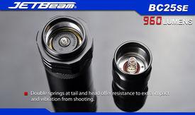 Предварительный просмотр фотографии JetBeam BC25SE