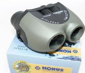 Предварительный просмотр фотографии Konus ZOOMY-25 8-17x25