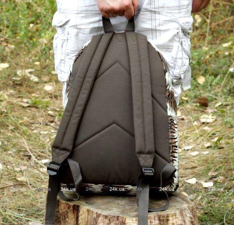 Рюкзак marsupio spirit safari 20 marrone рюкзак на мотобак