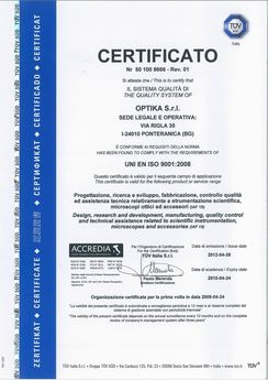 Предварительный просмотр фотографии Optika ST-30-2LedR 20x-40x Bino Stereo