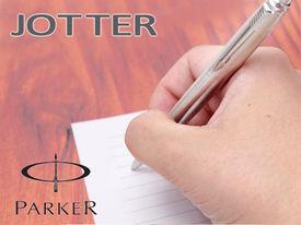 Предварительный просмотр фотографии Parker Jotter SS CT BP 13 332