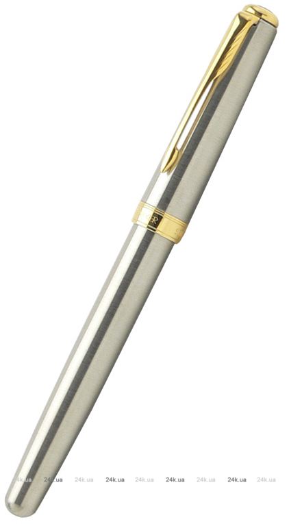 Ручка-роллер роллер Parker Sonnet Core T539 LaqRed GT черный F 1948085