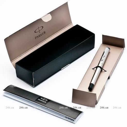 Ручка-роллер Parker Premier Luxury T565 чернила черные 1876392