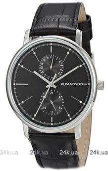 Часы Romanson TL3236FMWH BK