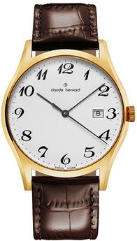 Мужские часы Claude Bernard 53003-37JBB Мужские часы Bering ber-32139-002