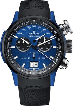 Часы Edox 38001 TINBU1 BUIB1