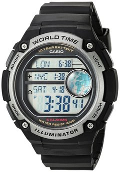 Часы Casio AE-3000W-1AVEF
