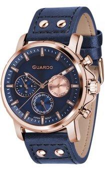 Часы Guardo P11214 RgBlBl