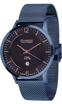 Часы Guardo S01254(m) BlBl