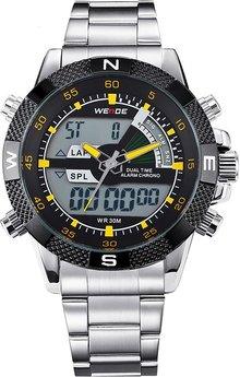 Часы Weide WH1104-5C SS