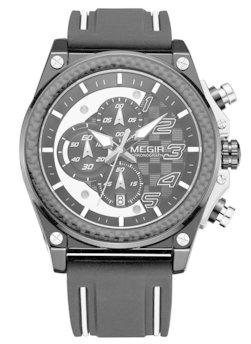 Часы Megir Black MG2051