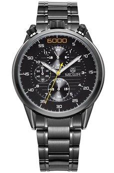 Часы Megir Black MG3005