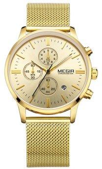 Часы Megir Gold MG2011 SS