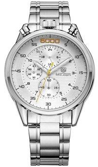 Часы Megir Silver White Silver MG3005 SS