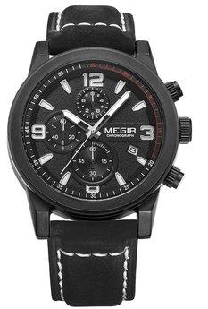Часы Megir Black MG2026