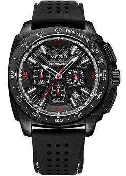 Часы Megir Black MG2056