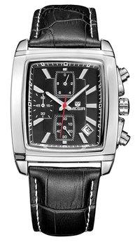 Часы Megir Silver Black MG2028