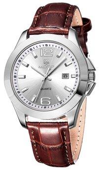 Часы Megir Silver Brown MG5006