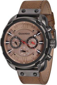 Часы Guardo P11179 GrBrBr
