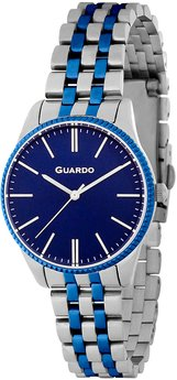 Часы Guardo B01095(m) S2Bl
