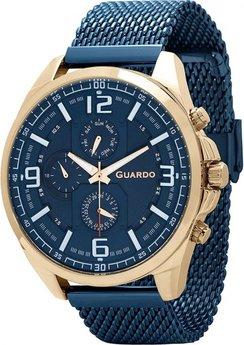 Часы Guardo B01361(m) RgBlBl
