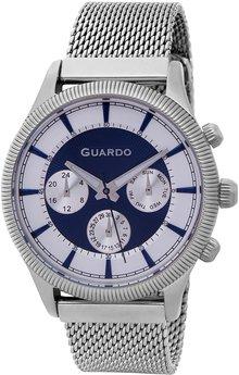 Часы Guardo P11102(m) SS