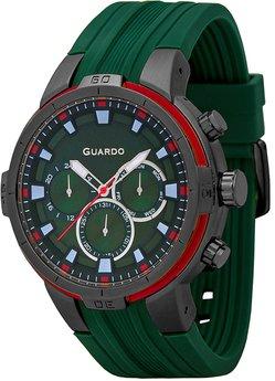Часы Guardo P11149 BGreen