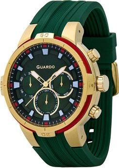 Часы Guardo P11149 GGreen