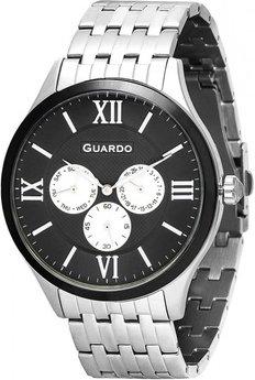 Часы Guardo P11165(m) SB