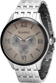 Часы Guardo P11165(m) SGr