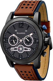 Часы Guardo P11177 GrGrBr