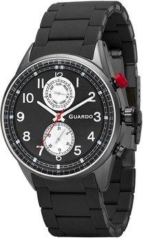 Часы Guardo P11269(m) BB