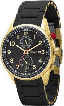 Часы Guardo P11269(m) GBB