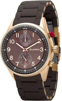 Часы Guardo P11269(m) RgBrBr