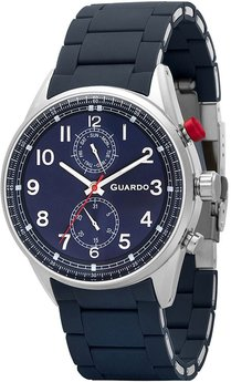 Часы Guardo P11269(m) SBlBl
